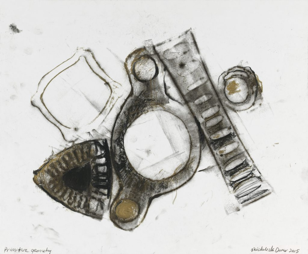 Michelle Oka Doner. Primitive Geometry