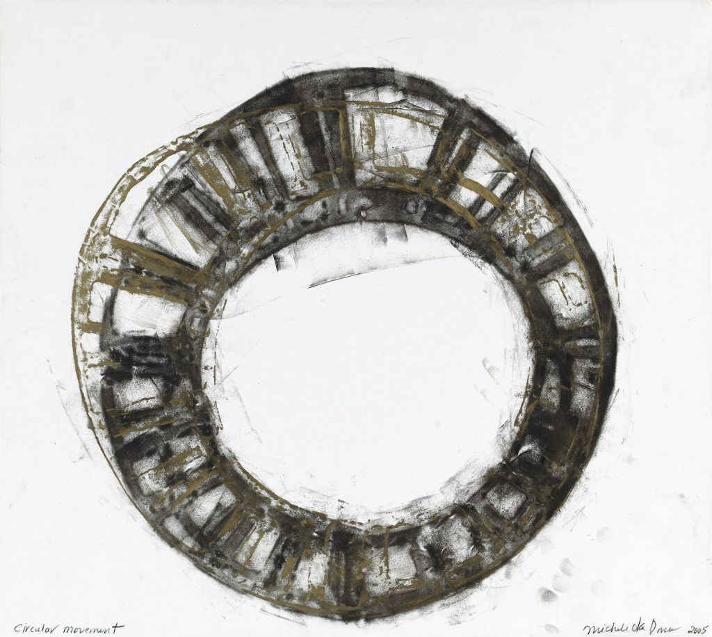 Michelle Oka Doner. Circular Movement